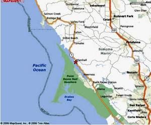 Straus creamery map