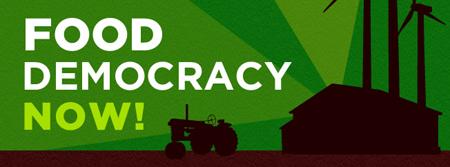 Fooddemocracy now