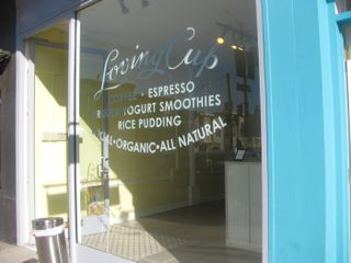 Loving Cup window